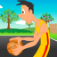 Basketball In Street